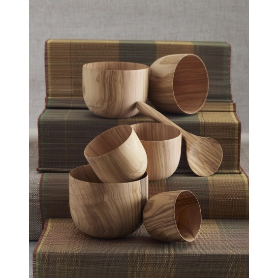 olive wood nesting bowls - Google Search