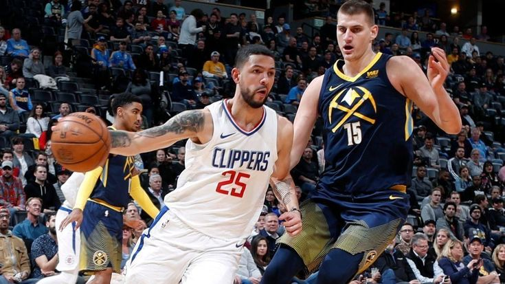 Doc Rivers comes up with right combination of players and Clippers overcome 19-point deficit to hold off Nuggets