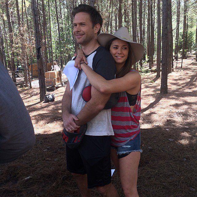 Nina Dobrev's Final Vampire Diaries Scenes Instagrams | POPSUGAR Entertainment Photo 14