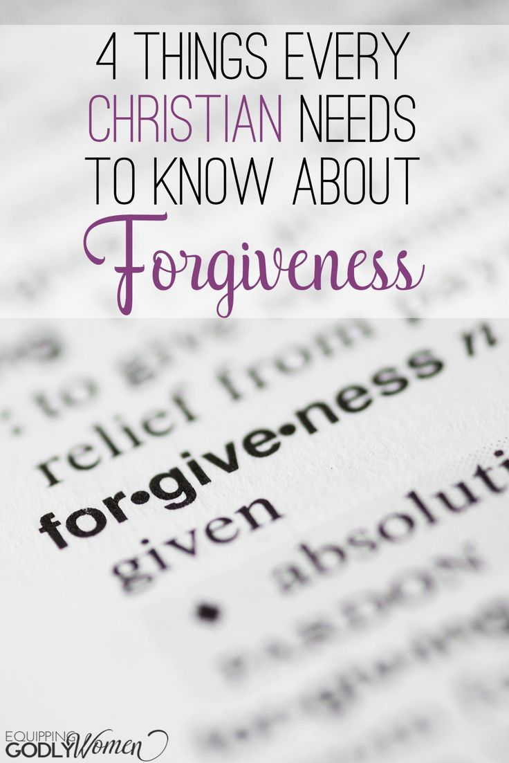 Wow, talk about convicting! So glad I read this article on forgiving others--so…