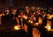 The Catholic origins of Halloween, as explained by a Priest. Not an evil fest by any means... rather a surprising mashup of traditions. Great read!