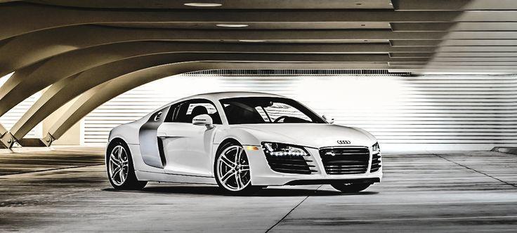 The Audi R8