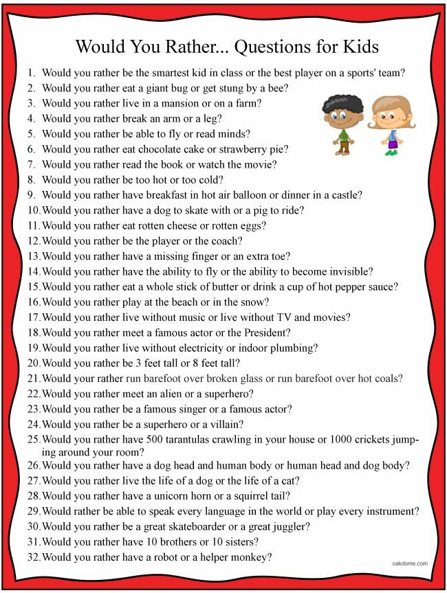 kids word game funny questions - Google Search