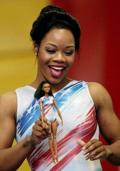 Gabby Douglas's Barbie doll is almost as magical as she is | essence.com