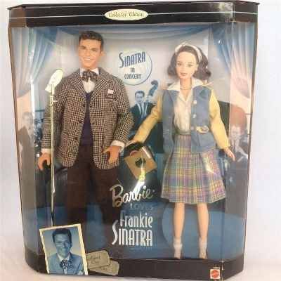 Barbie Collector Barbie Loves Frank Sinatra - $ 4.999,99