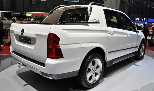 2016 Ssangyong Actyon Concept, Price, and Specs - http://newautocarhq.com/2016-ssangyong-actyon-concept-price-and-specs/