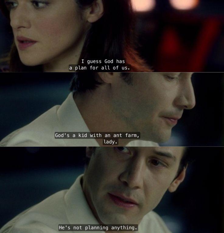 #Constantine movie quotes