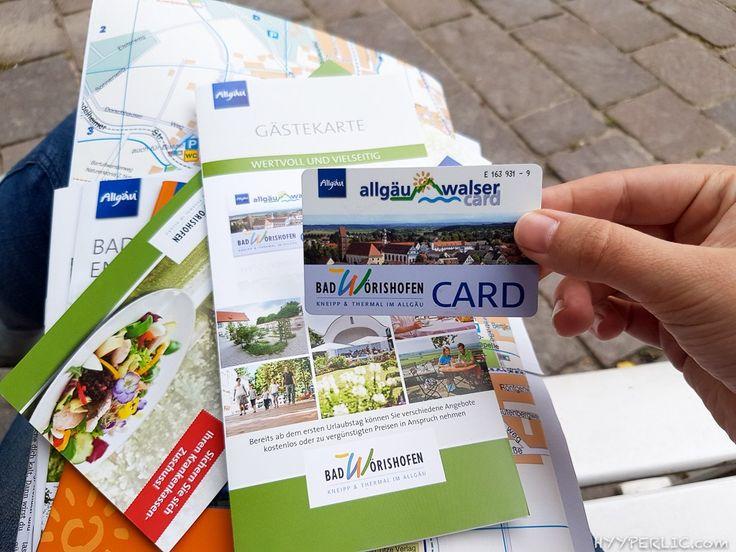 Vorteile der Bad Wörishofen Card für Touristen und Hotelgäste im Allgäu - Bad Woerishofen Card Allgaeu http://hyyperlic.com/2017/08/vorteile-bad-woerishofen-card-touristen-hotelgaeste