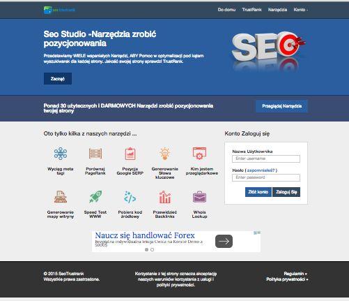 Strona internetowa widoczna w wyszukiwarce   Katalog Linków i artykuły do przedruku. PR8