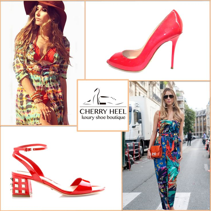 Coral reef is the color of this season! Have a look on the most summery combinations with this intense and trendy shade! 🌸💘👣 #CherryHeel #luxuryshoeboutique #barcelona #sebastianmilano #peeptoe #sandals #summer #look #ootd #chiaraferragni #fashion #blogger #style #icon #love #madeinitaly #mediterranean #holidays #follow #instagood #instamood #happy #girl #испания #барселона #шоппинг #обувь #стиль #мода
