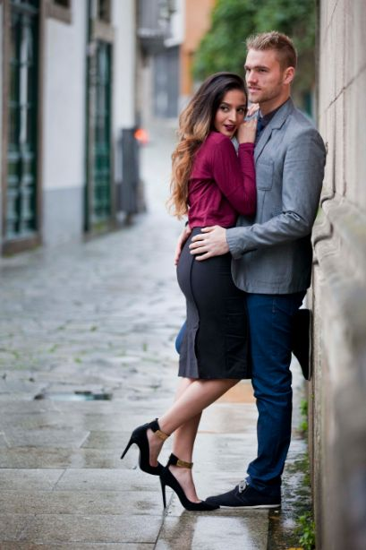 Yandra Vitorio and Caleb Patterson Sewell Photoshoot Couples photoshoot ideas Save the date ideas Engagement