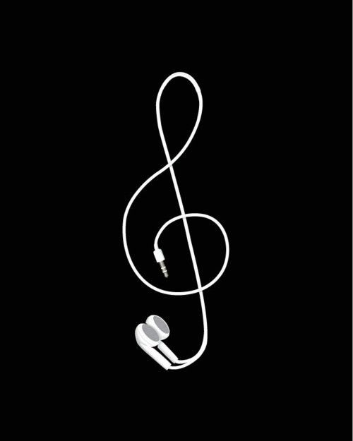 Music is A place I go to escape the everyday. <3 Music is life. | Art | Pinterest | Music, Music is life and Music love