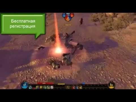 Бесплатная онлайн игра Panzar