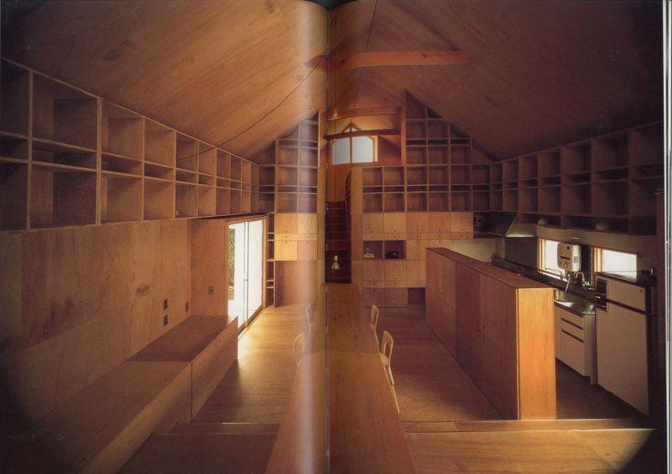 Kazunari Sakamoto, House in Sakatayamatsuke. 1978.
