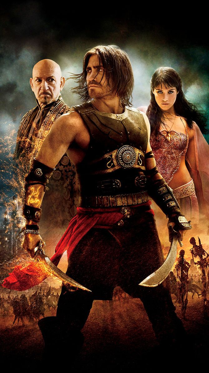 Prince Of Persia The Sands Of Time 2010 Phone Wallpaper