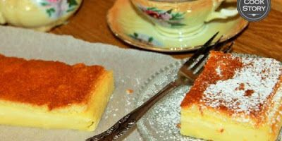 Piperatoi.gr: Torta Magica: Ιταλικό λαχταριστό κέικ που λιώνει στο στόμα.