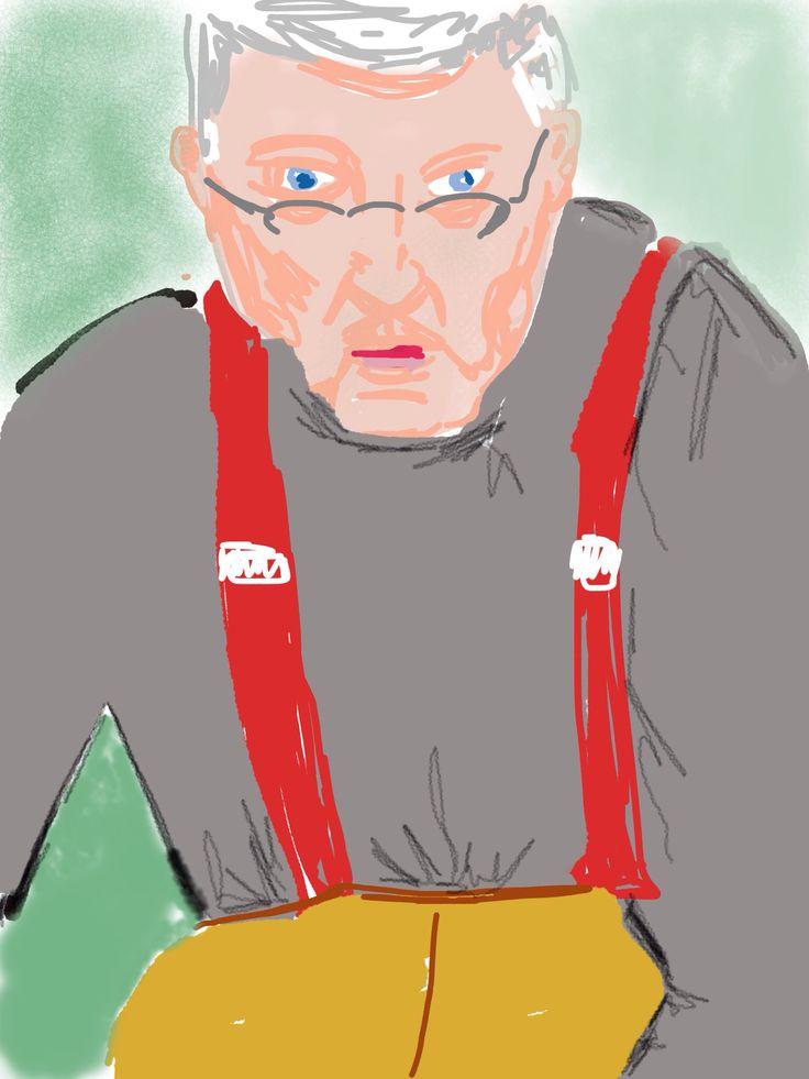 The Master David Hockney