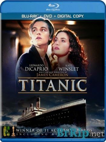 Titanic (1997) Hindi Dubbed 500MB HD Movie Free Download