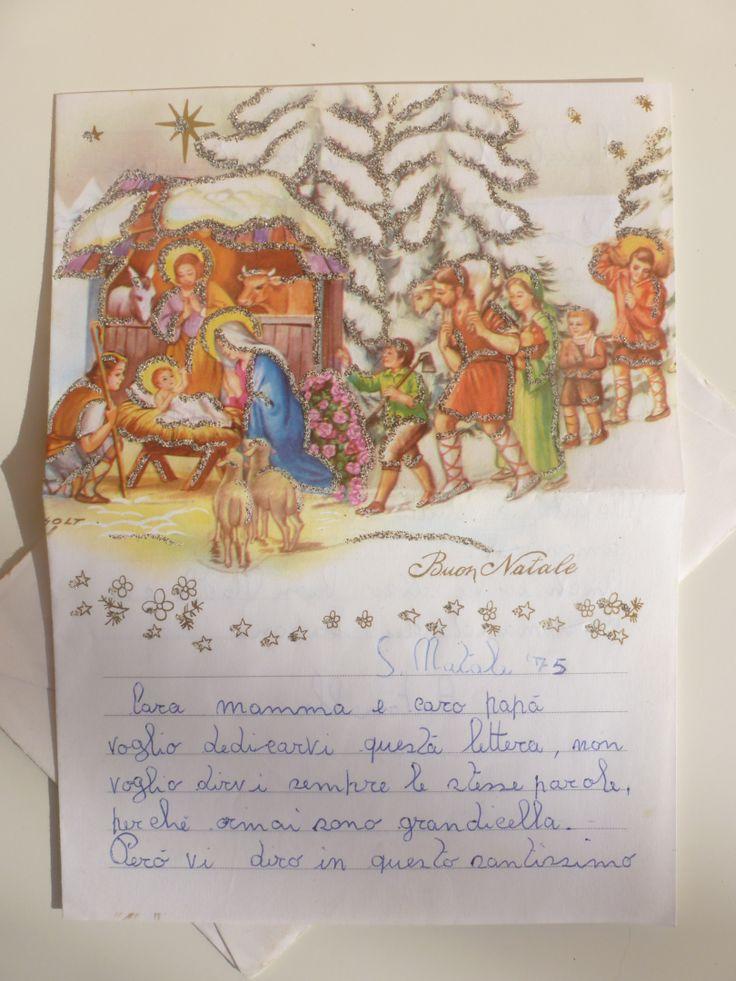 Letterina Natalizia
