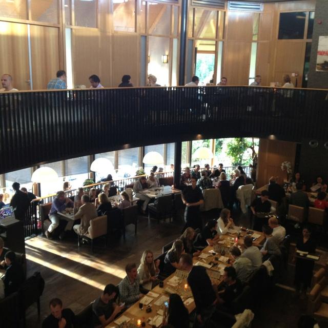 The Japanese restaurant Kokusai in Amstelveen, The Netherlands