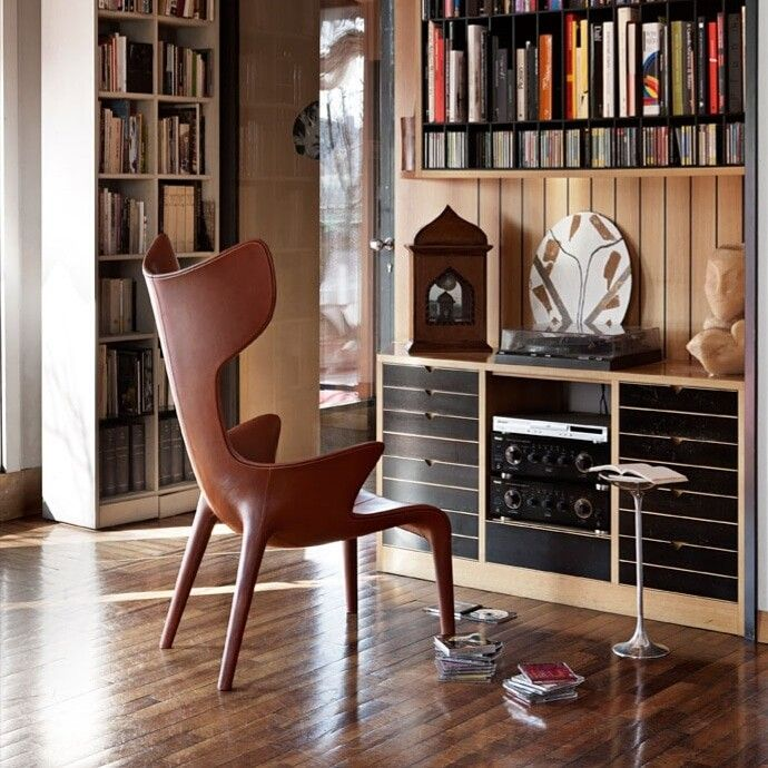 The Perfect Chair For Any Reading Corner.. #redsquare