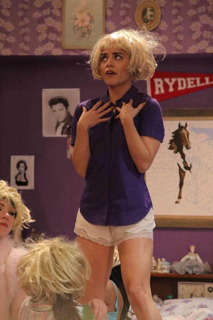 Vanessa Hudgens in Grease Live