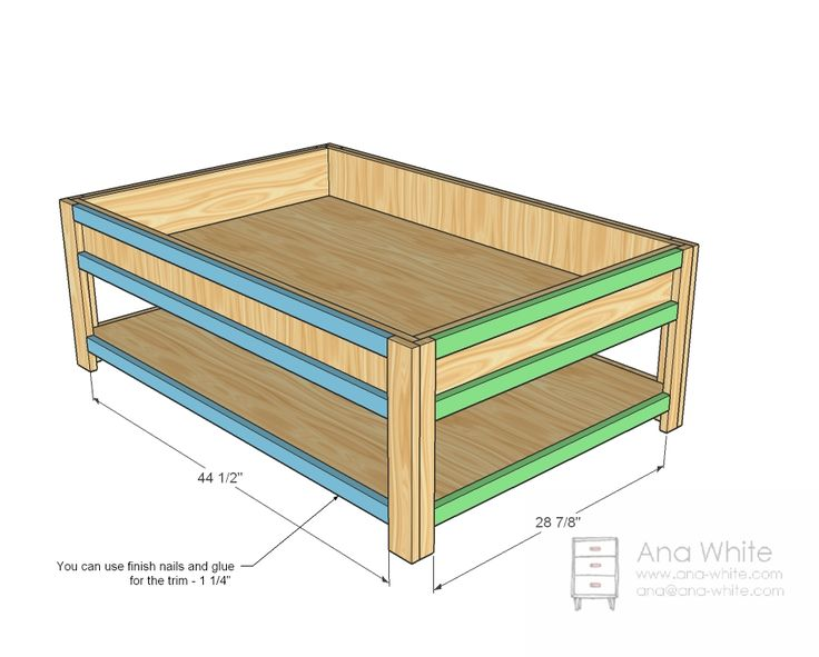 Build Your Own Lego Table Woodworking Projects Plans