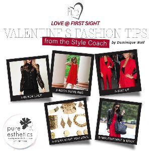 What and What Not to Wear for your Valentine's Date I love a reason to get dressed up and like most woman, Valentine's day is means for an extra special effort to make my man swoon. if you are going out with someone for the first time - the pressure is really on. Here are some tips on what you should and what you should definitely not wear this Valentine's day: Black Lace: Firstly, I say black because red lace more often than not looks cheap and tacky. I'm not talking about a full lace dress…