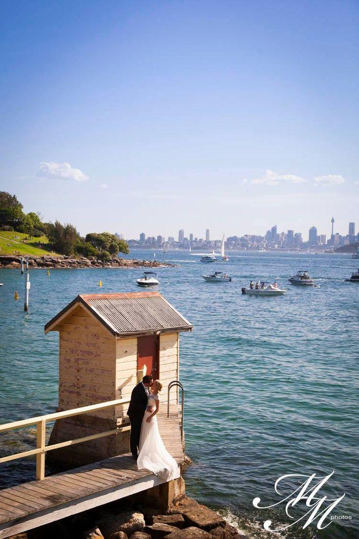 Emma & Nick Camp Cove, Sydney