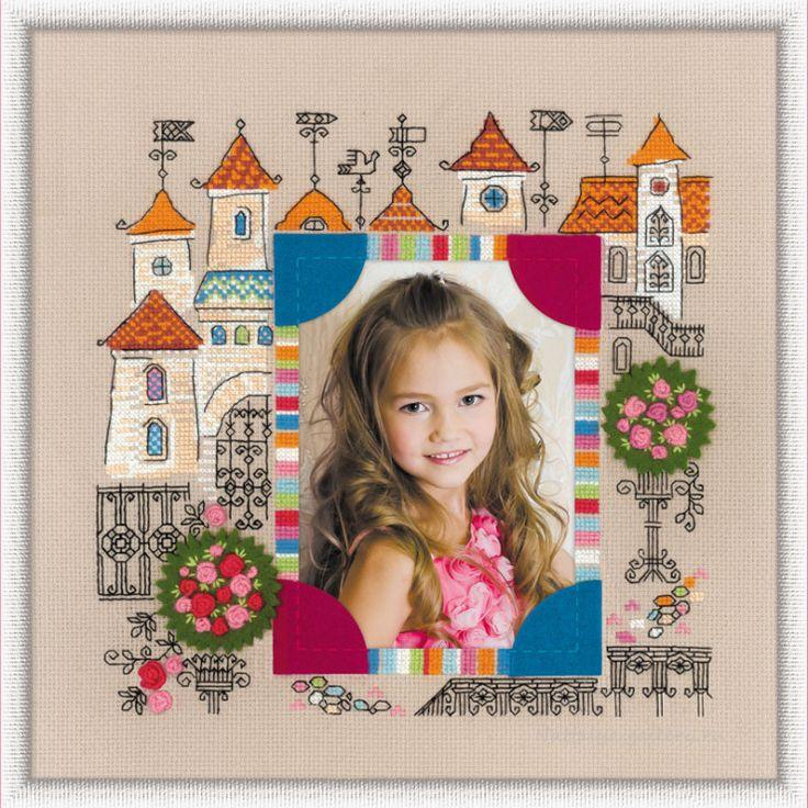 "Gallery.ru / Фото #1 - Набор 1580 ""Замок принцессы"". Анонс - Natttalya"