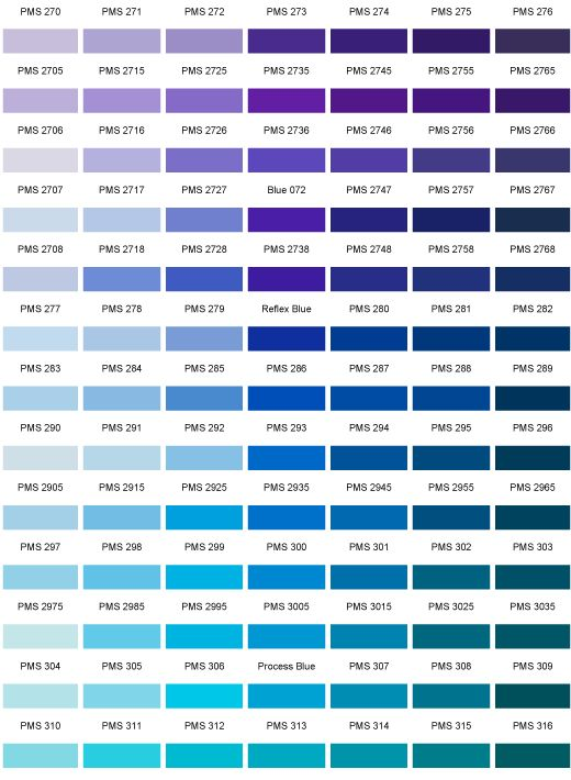 17 best images about pantone on pinterest pantone color for Dark blue color chart