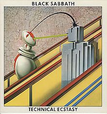 Technical Ecstasy (1978) Black Sabbath