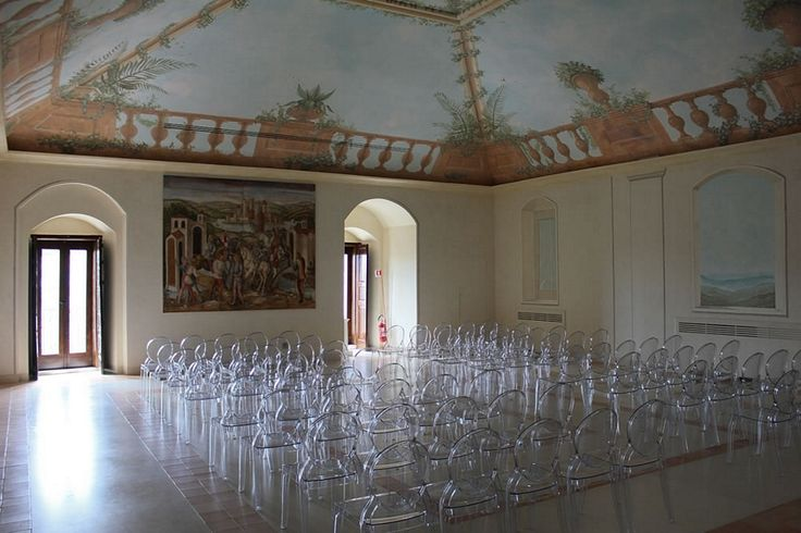Meeting Room in #Matera at @PalazzoVicecont  More info and booking on #NettoBooking @Basilicata_Tur