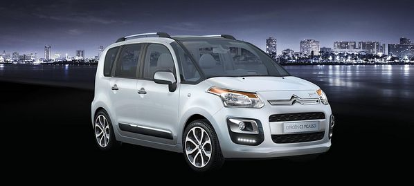 Have you seen the C 3 Picasso out on the street yet?