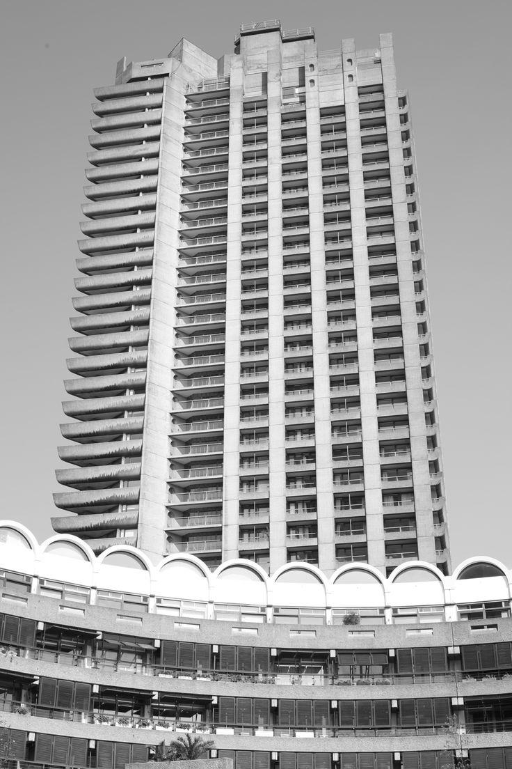 Barbican - Concrete Culture