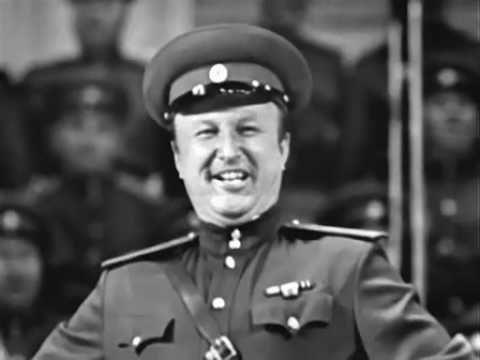 les choeurs de l'armée rouge Kalinka - YouTube