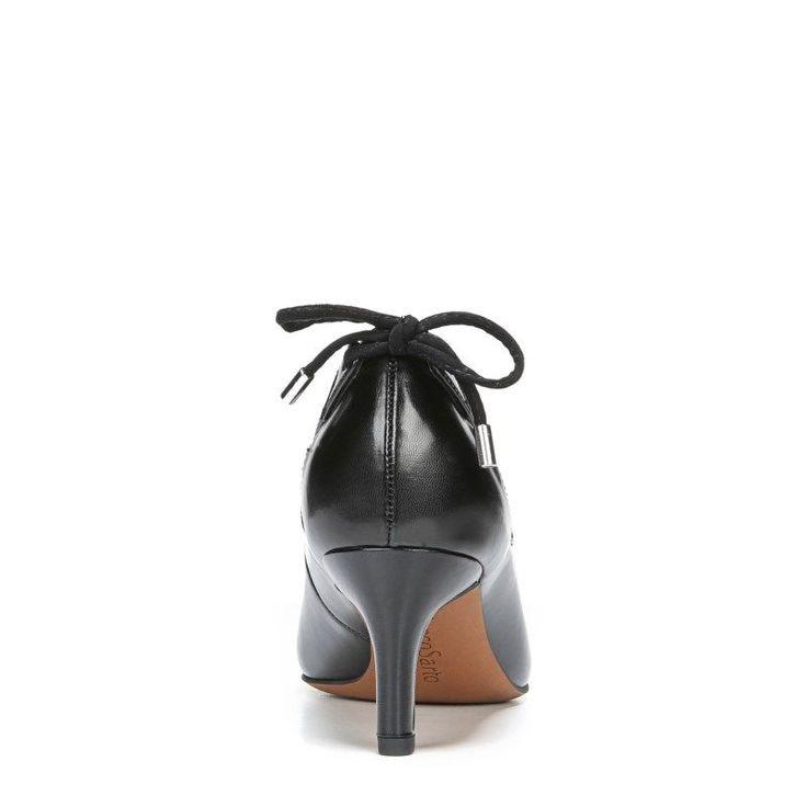 Franco Sarto Women's Doe Pump Shoes (Black)