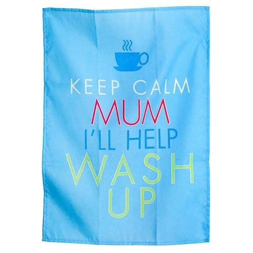 Mum Tea Towel | Poundland