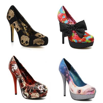 Atak zombie-butów! :D / Zombie shoes attack! :D     http://glamstorm.com/pl/przymierzalnia/ubrania/b/Iron+Fist#brand_80