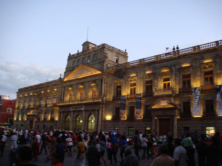Palacio de Minería, Centro Histórico de la Cd. de México
