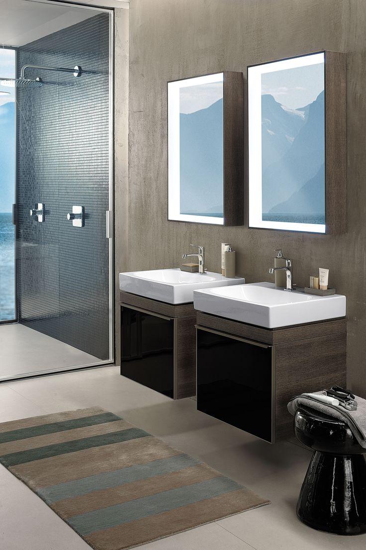 Les 49 meilleures images du tableau vasques sur pinterest for Grande vasque de salle de bain keramag design citterio