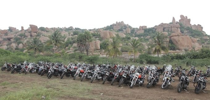 Harley-Davidson India Owners Group Rally In Goa From On 31st January 2013