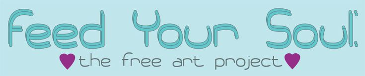 Feed Your Soul: the free art project ~ 100's of Free Printables