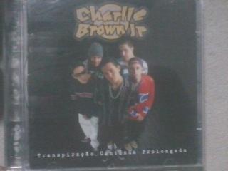 Cd Charlie Brown Jr. Transpiração Continua Prolongada 1997