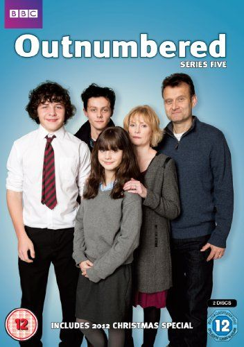 Outnumbered - Series 5 [DVD]: Amazon.co.uk: Claire Skinner, Hugh Dennis, Tyger Drew-Honey, Daniel Roche, Ramona Marquez, Andy Hamilton, Guy ...