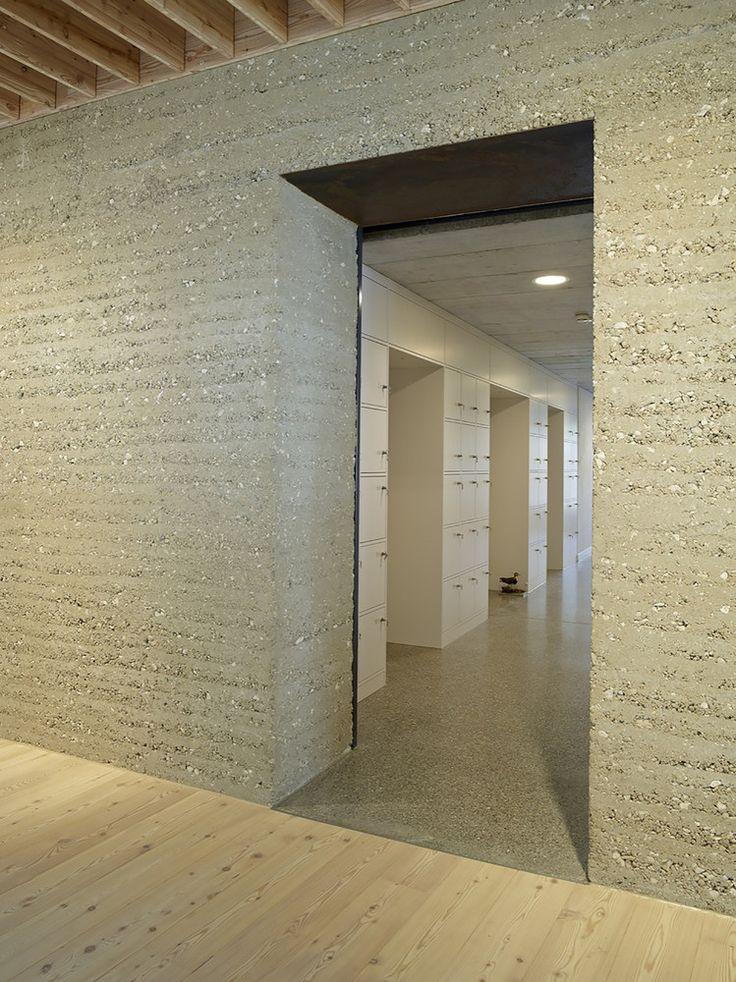Galería de Centro de Visitantes Swiss Ornithological Institute / :mlzd - 3