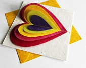Heart Card and Envelope