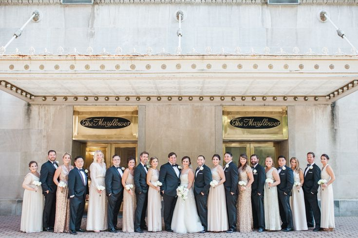 Mayflower Hotel Wedding Washington DC Wedding Photographer DC wedding…