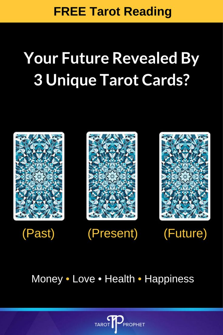 SPECIAL OFFER TODAY: Free Tarot Reading from leading psychic and tarot reader, Sophia Loren. Discover secrets that lie in your PAST, PRESENT, and FUTURE with this 3-card tarot spread. What do your cards say about you? CLICK the image to visit the website and select your 3 cards today!
