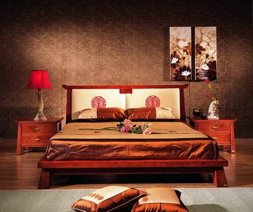 Oriental Chinese Interior Design Asian Inspired Bedroom Home Decor  http://www.interactchina